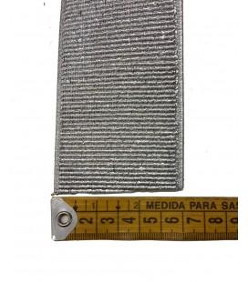 Elástico plata 6 cm