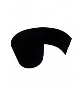 Elástico negro 15 cm