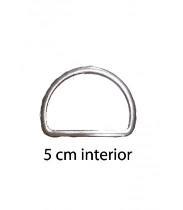 M21 Piquete plano 5 cm